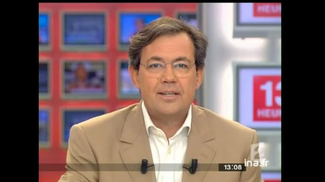 Benoît Duquesne a été joker au milieu des années 90 et a remplacé Christophe Hondelatte en 2005.