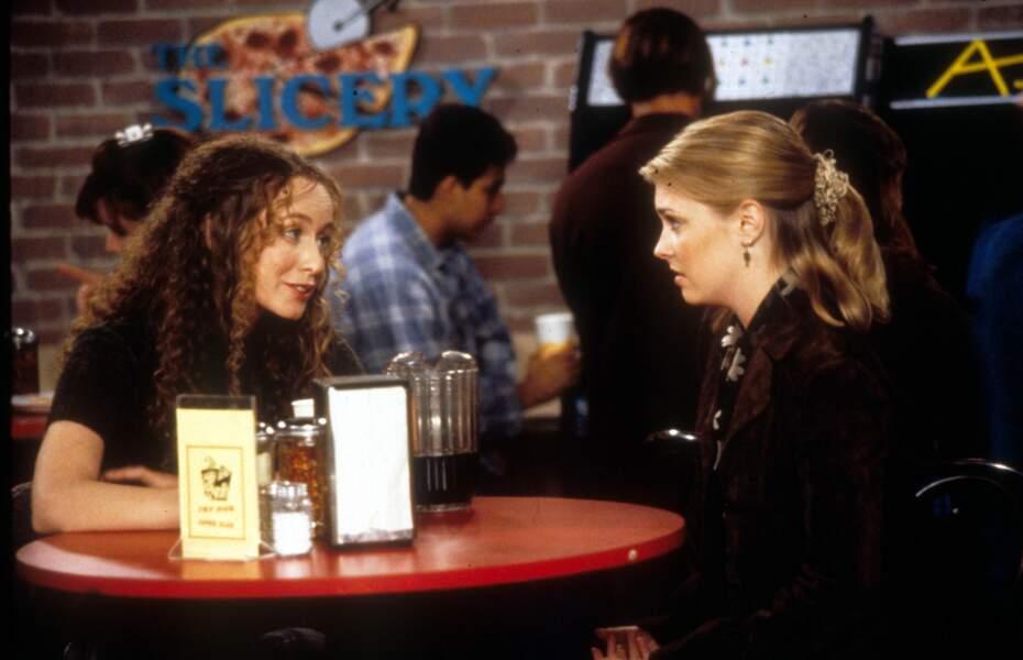 Sabrina avait toujours de bonnes amies pour l'accompagner, comme Jenny Kelly (Michelle Baudoin)