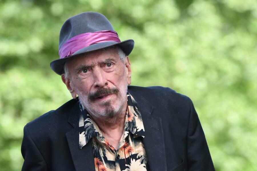 Francis « Lou » Deprijck,  interprète, compositeur et producteur belge