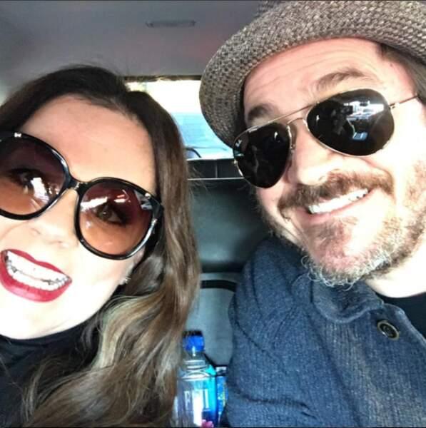 Une bonne humeur constante qui n'est pas pour déplaire à son mari, l'acteur Ben Falcone !