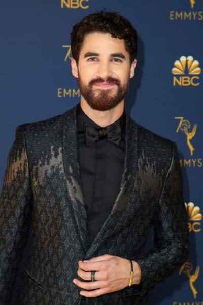 Peu importe ce qu'il porte, Darren Criss est toujours aussi séduisant