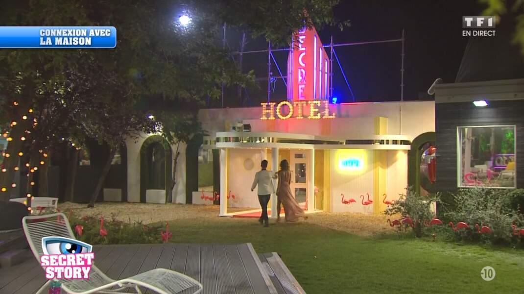 Oui, il reste des places à l'hôtel, pas de panique !