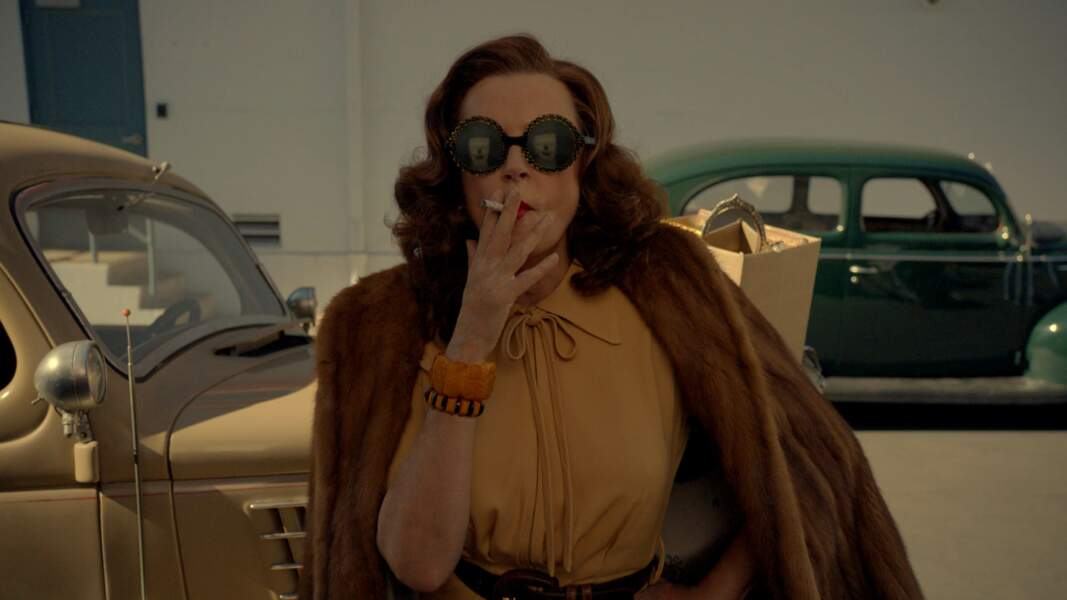 Dans Feud de Ryan Murphy, Susan Sarandon devient Bette Davis et obtient ainsi son premier rôle conséquent à la télé