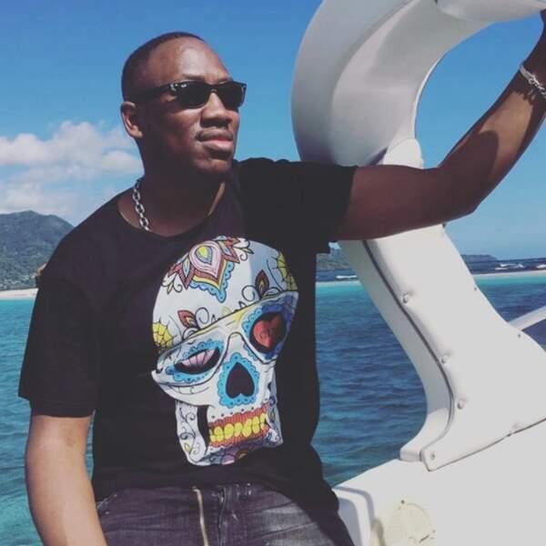 Mokobé a lui aussi eu du beau temps, mais à Mayotte.