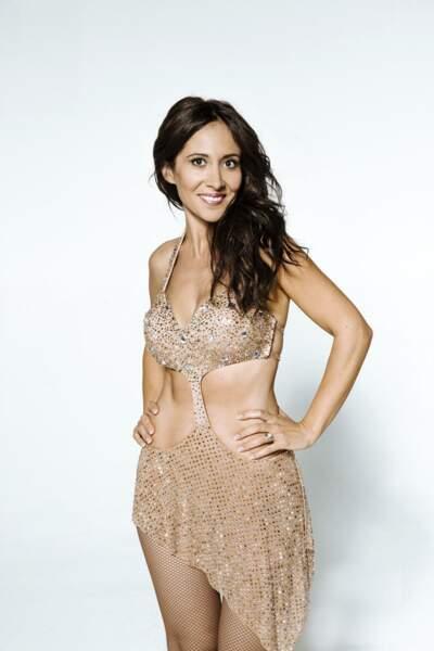 Fabienne Carat, candidate de Danse avec les Stars 6