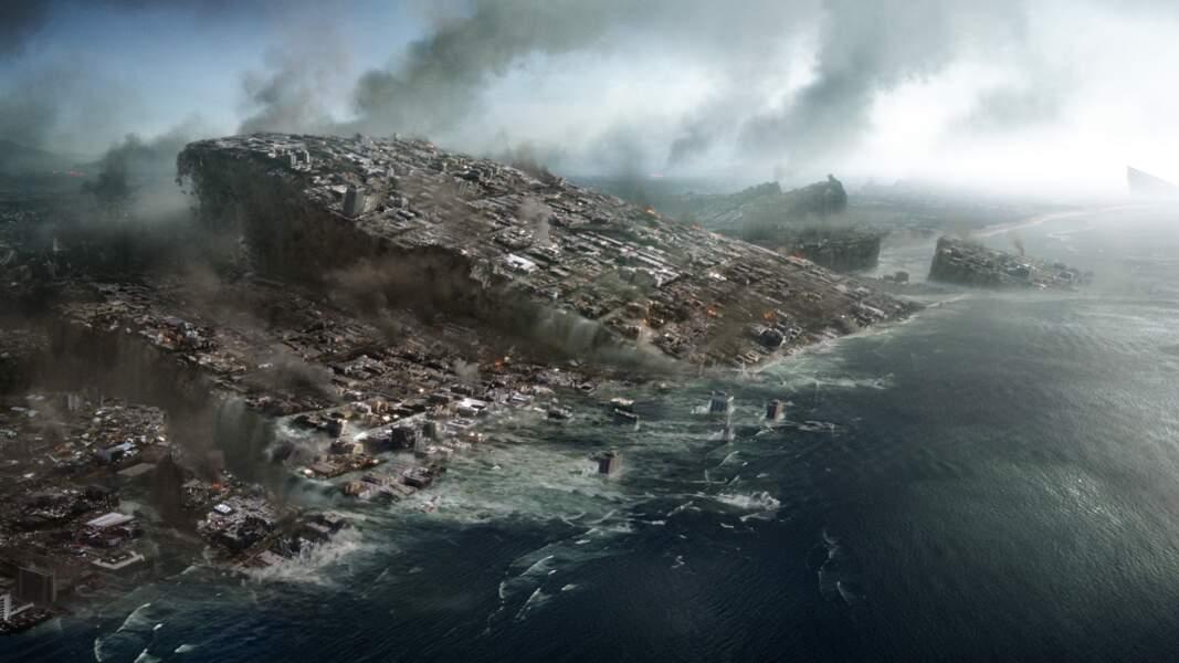 2012 (2009), ou quand la Terre se retourne.