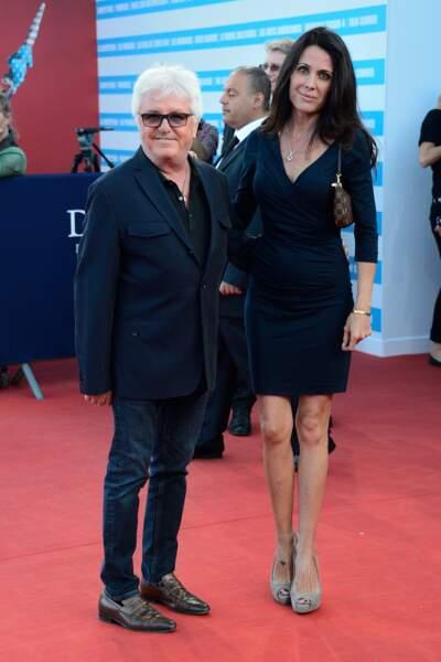 Marc Cerrone et son épouse