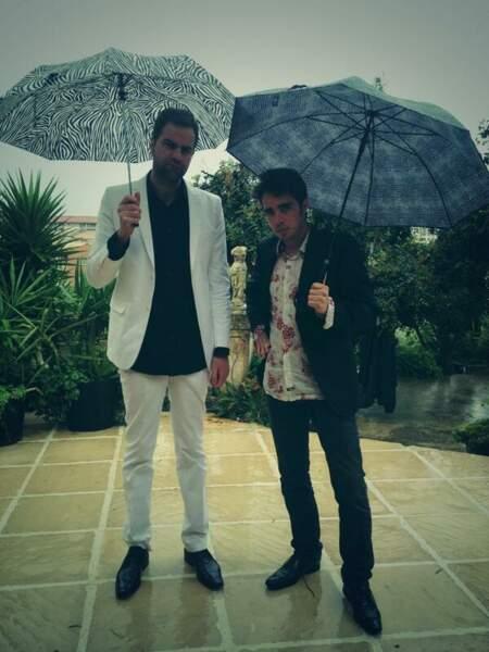Hahaha ! On confirme, il fait moche à Cannes (oui on est des petits jaloux aigris d'être à Paris, et alors ?!)