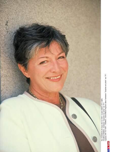Anne-Marie Peysson, la speakerine et animatrice de RTL, est décédée à 79 ans.