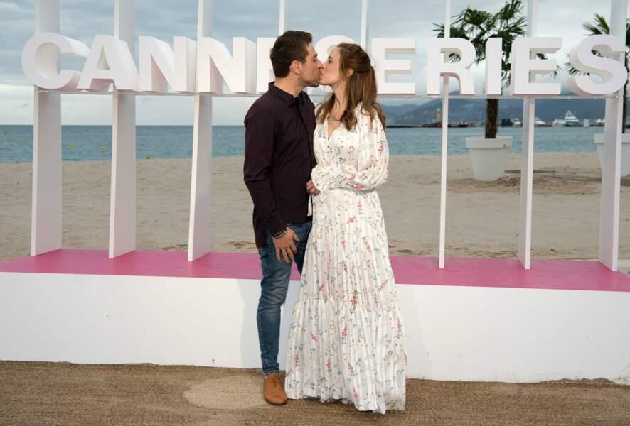 Ils n'étaient pas les seuls à jouer les amoureux à Cannes Séries