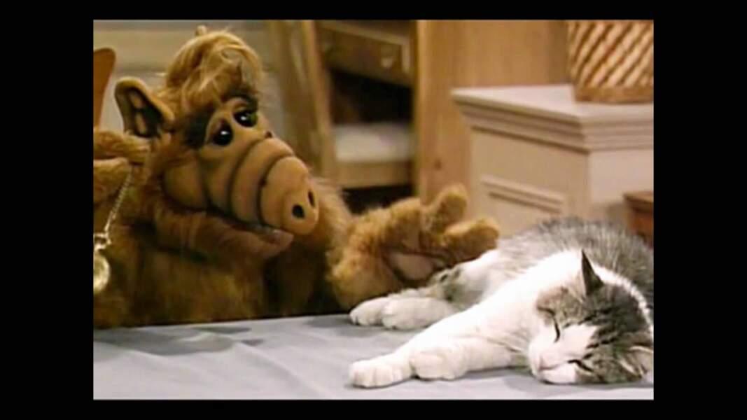 Lucky, le chat dans Alf