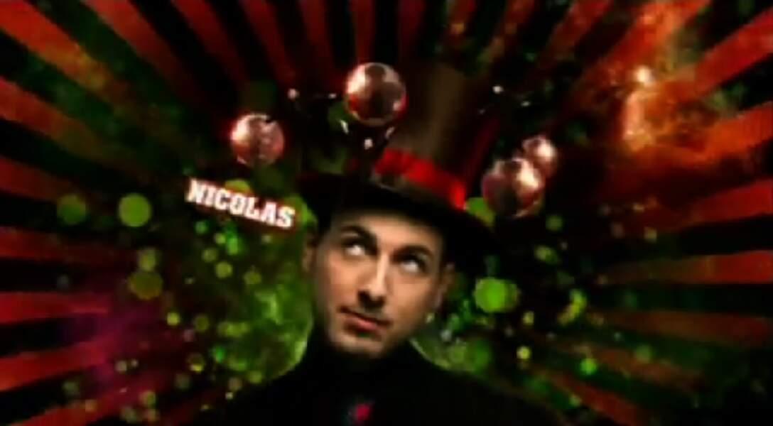 """Nicolas (Saison 3). Son secret : """"Je suis en communication avec Dalida"""""""