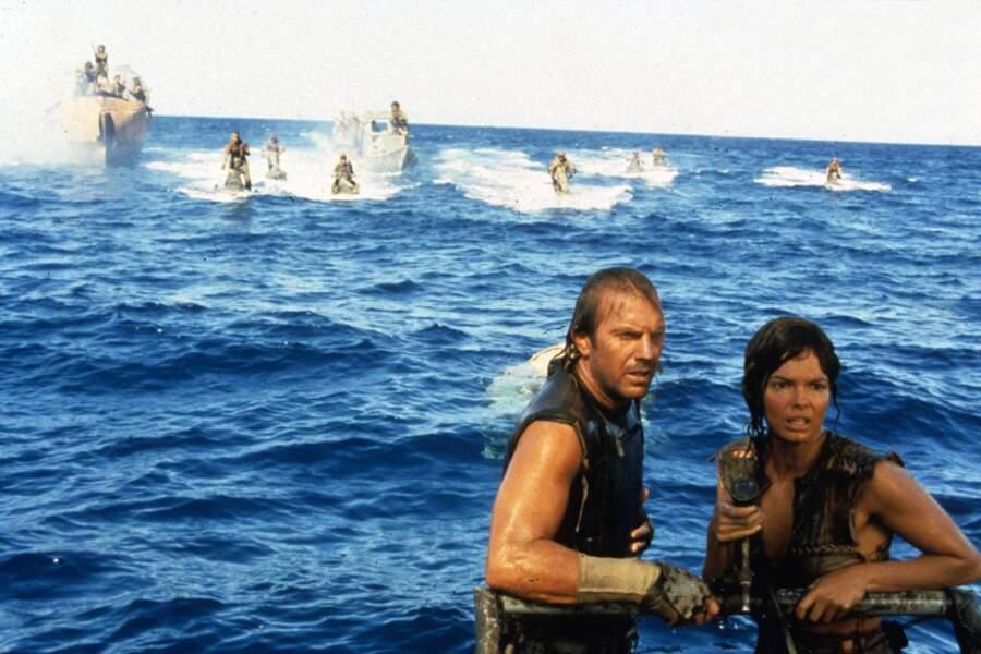 Waterworld avec Kevin Costner