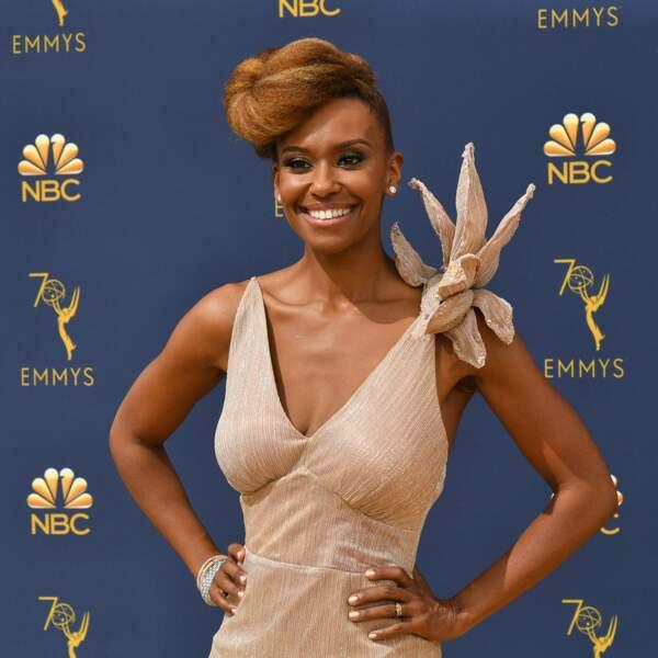 Ryan Michelle Bathe, l'épouse de Sterling K. Brown (Randall dans This Is Us), n'est pas passée inaperçue