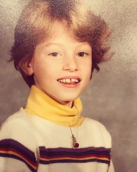Et là c'est Gillian Jacobs, méconnaissable.
