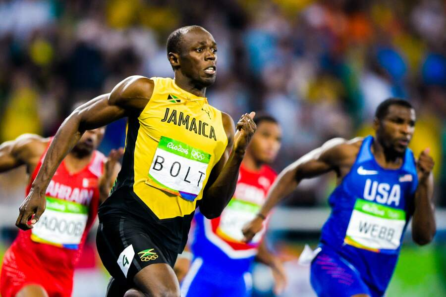 Usain Bolt vient d'annoncer qu'il souhaitait passer footballeur professionnel