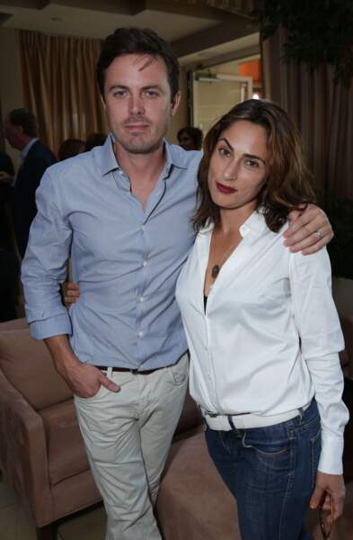 Les acteurs Casey Affleck et Summer Phoenix, mariés depuis 2006.