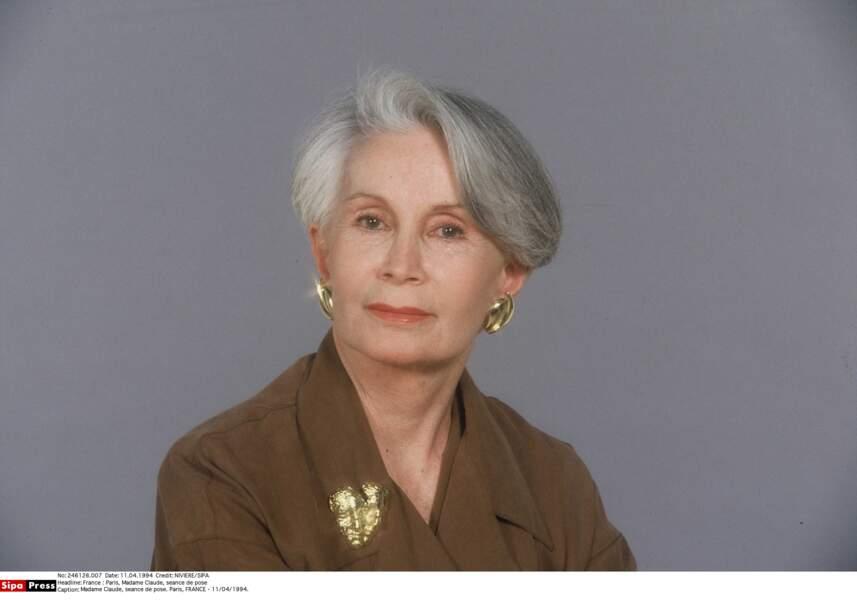 La célèbre proxénète Madame Claude s'est éteinte à 92 ans.