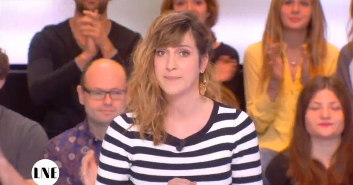 ... Et Daphné Bürki