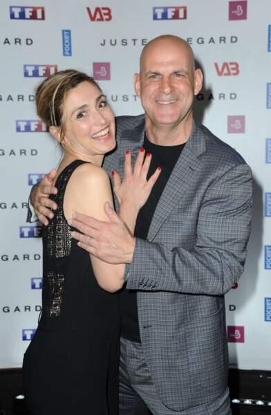 Julie Gayet et Harlan Coben, complices