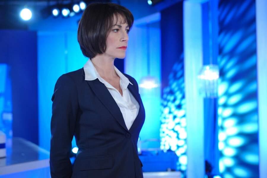 Lio interprète une journaliste rebelle et réputée. Là, elle va saboter sa carrière...