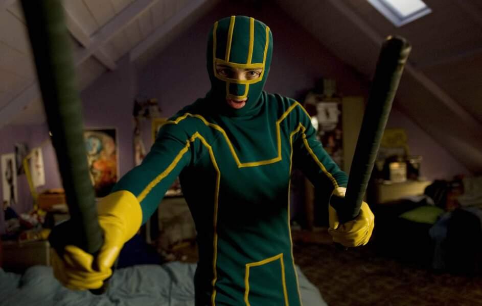 2010 - Kick Ass   Le super-héros sans aucun pouvoir.