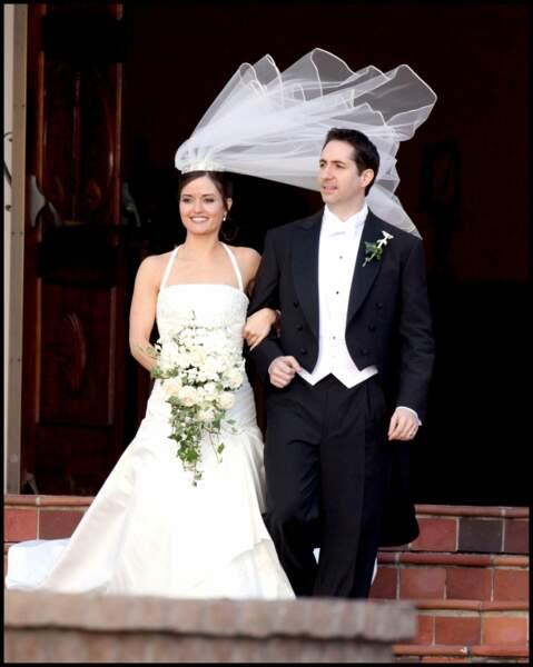 En 2009, Danica McKellar s'est mariée avec le compositeur Mike Verta
