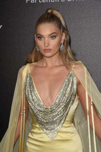 Elsa Hosk, top model suédoise