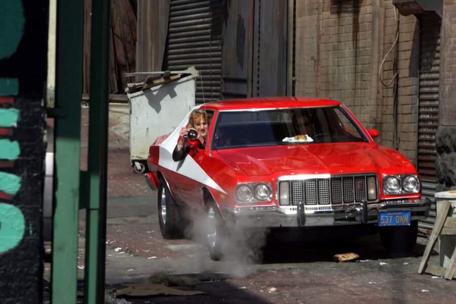 La Ford Gran Torino de Starsky et Hutch