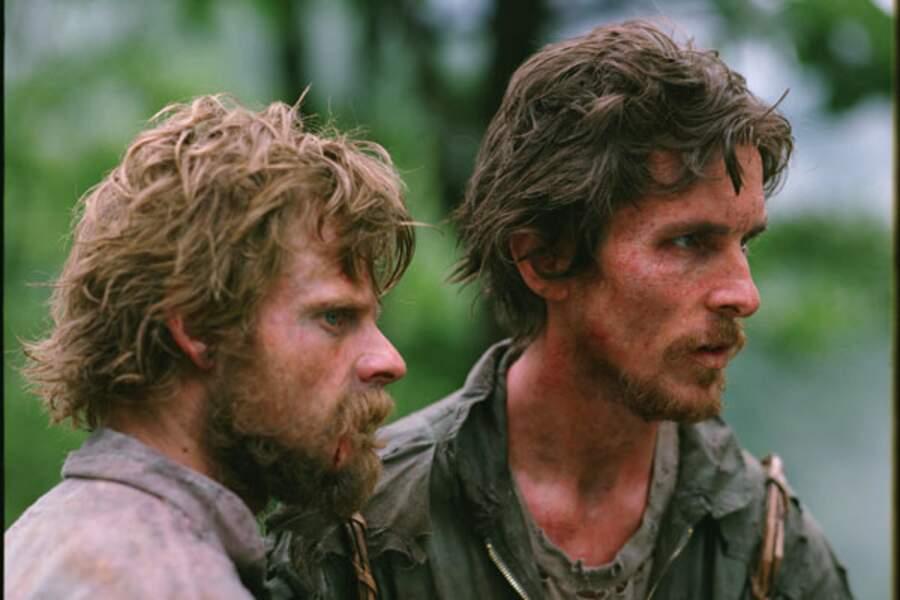 A nouveau squelettique dans Rescue Dawn (2006)