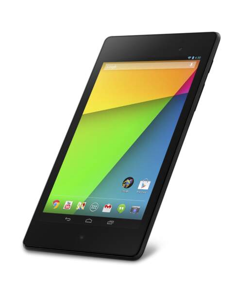 Google Nexus : une tablette Androïd pour la famille
