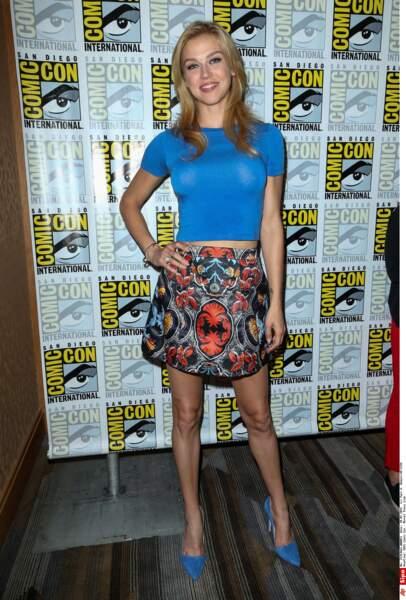 Adrianne Palicki, la jolie blonde de Marvel : les agents du S.H.I.E.L.D.