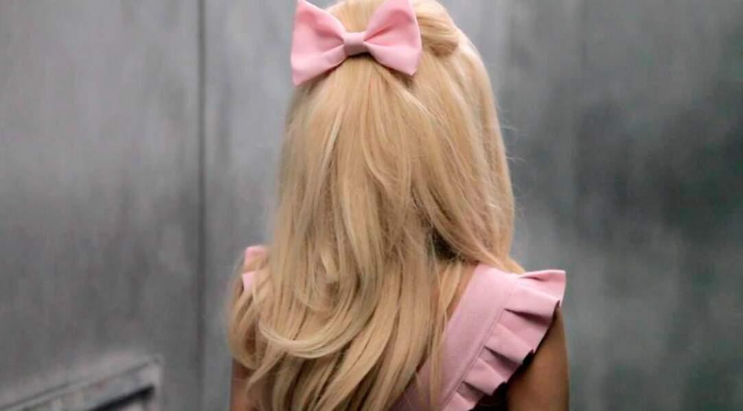 Girly jusque dans les cheveux