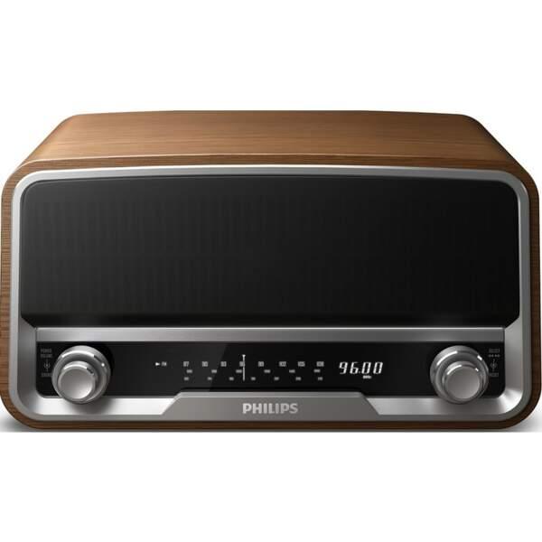 Besoin d'une radio, on vous conseille la très esthétique Philips