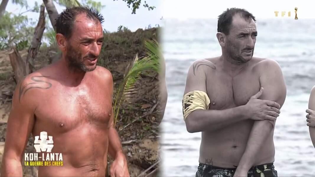 Steeve a perdu 15 kilos, rien que ça !