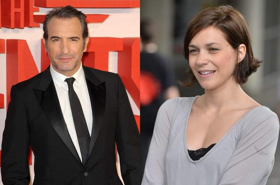 C'est le choc fin 2013 lorsqu'ils se séparent. L'acteur serait en couple avec la patineuse Nathalie Péchalat.
