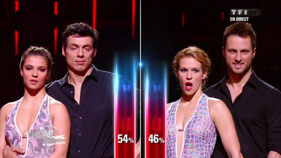 A la surprise générale, Lorie est éliminée de Danse avec les Stars le 24 novembre, aux portes de la finale