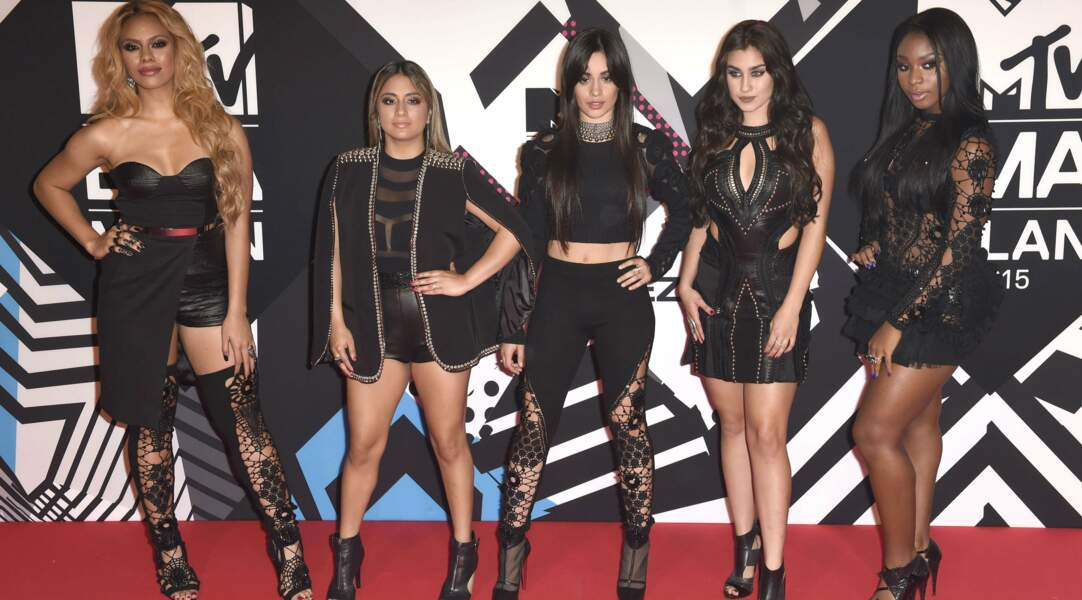 Le groupe Fifth Harmony
