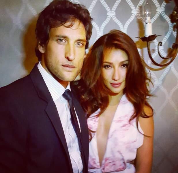 Et Nico, son fiancé et futur mari, businessman argentin.