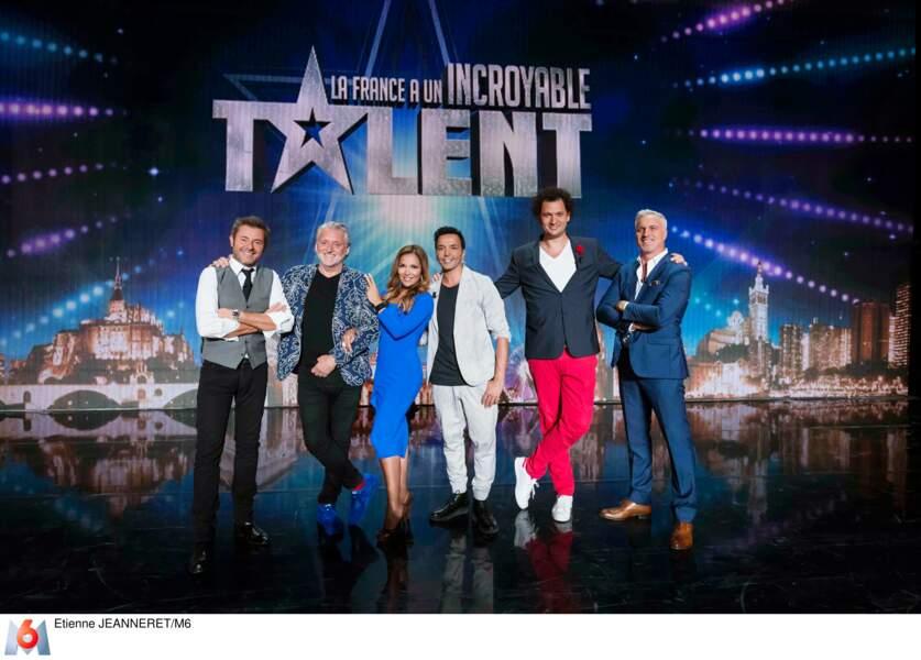 Autre aventure, autre troupe : celle de La France a un incroyable talent