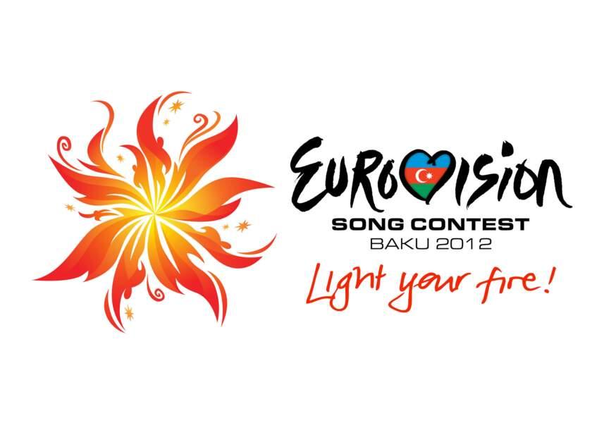 Hop, passons maintenant aux looks de la cérémonie 2012. Le concours avait lieu à Bakou, Azerbaïdjan.