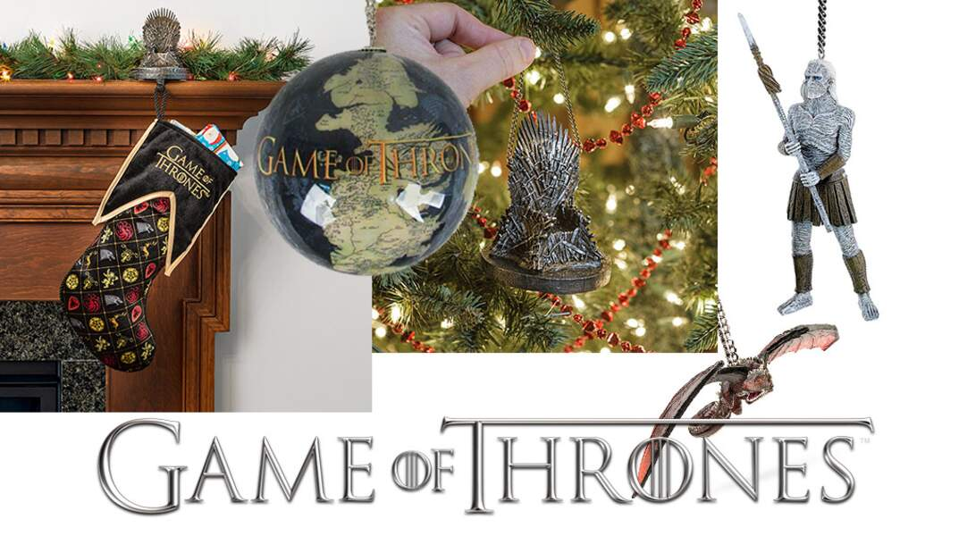 Sans oublier les fans de Game of Thrones !