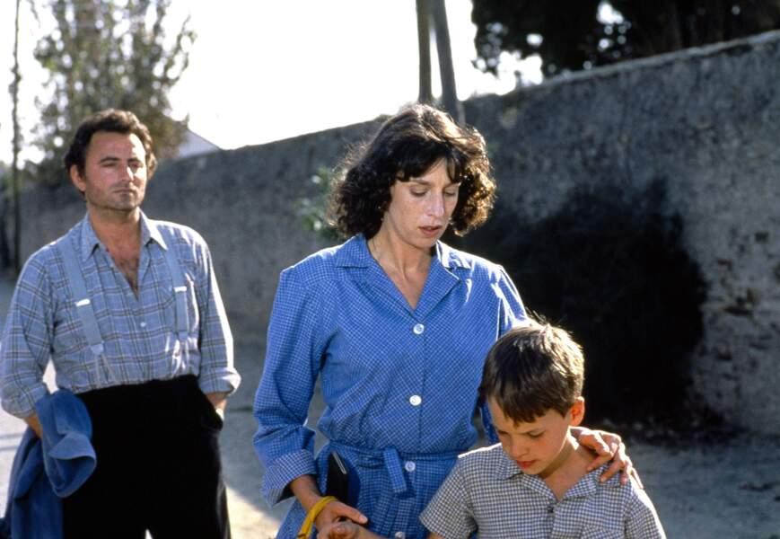 Le grand chemin de Jean-Loup Huber, avec Richard Bohringer (1987)