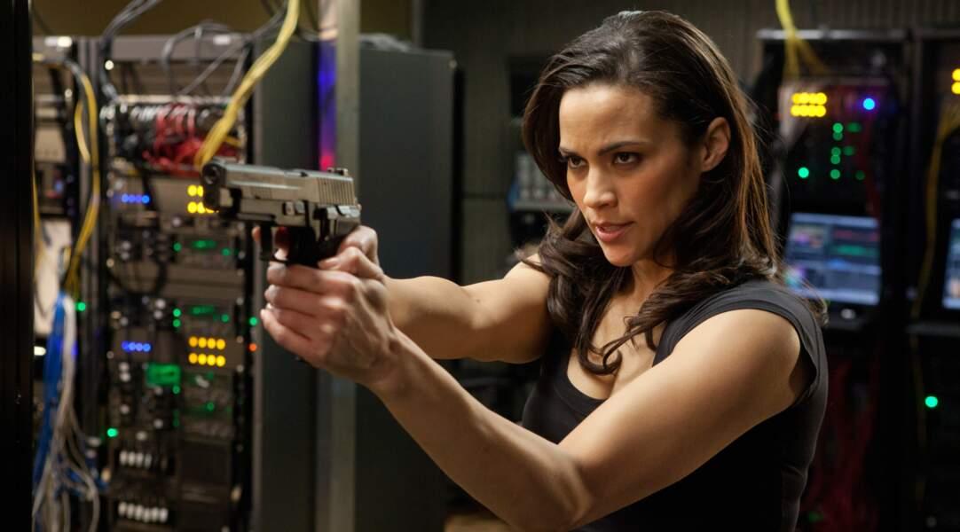 Membre de la team IMF dans Mission: Impossible- Protocole fantôme (2011).