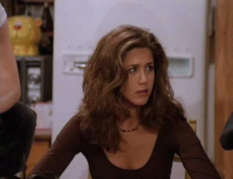 Rachel toujours aussi jolie dans le deuxième épisode.