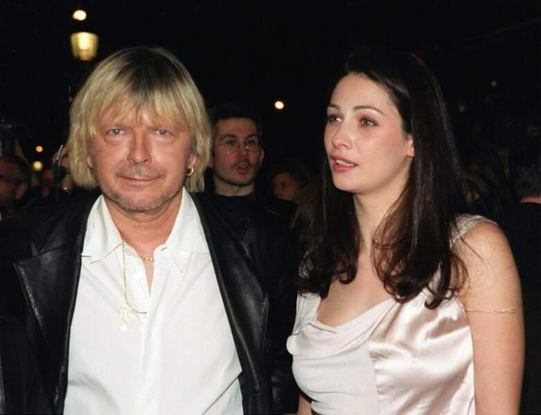 Renaud et Dominique ont eu une fille Lola
