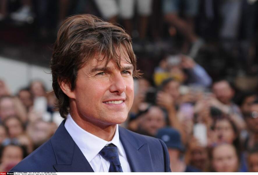 4. Tom Cruise avec 53 millions de $