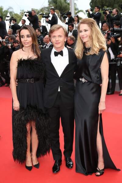 Elodie Bouchez, Alex Lutz et Pascale Arbillot