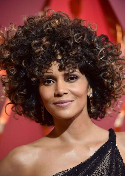 Halle Berry, effet wouah !