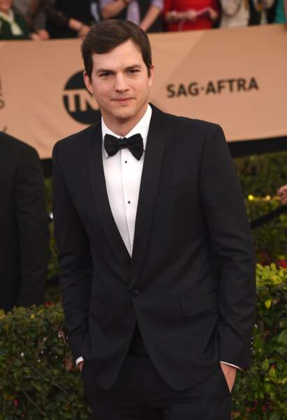 Mais aussi pour Ashton Kutcher !